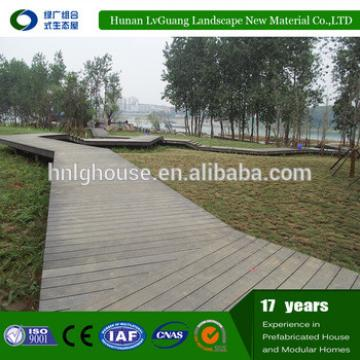 2016 top quality wpc synthetic flooring by manufacturer