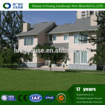 Prefab steel tunisia house goverment project in China