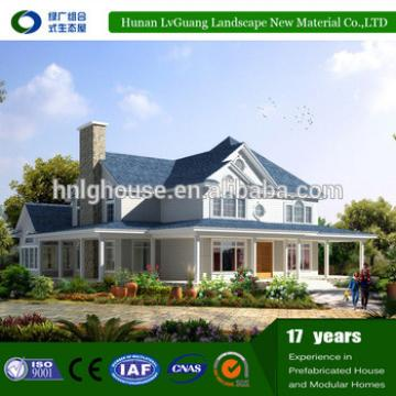 Prefab light steel frame warehouse building