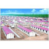 Steel Structure Cheap Prefabricated House With CE Certificates