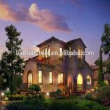 Small Villa Prefabricated House Plans