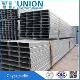 steel galvanized c purlin