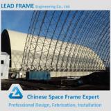 Prefabricated Steel Space Frame Coal Storage