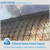 Prefabricated Long Span Space Structure Coal Stockpiling Storage