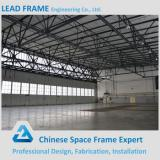 Prefabricated Arch Steel Space Frame Roof for Airplane Hangar