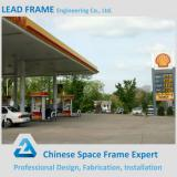 Light Gauge Structural Steel Gas Station