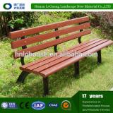Cheap Waterproof Outdoor WPC Garden Benches